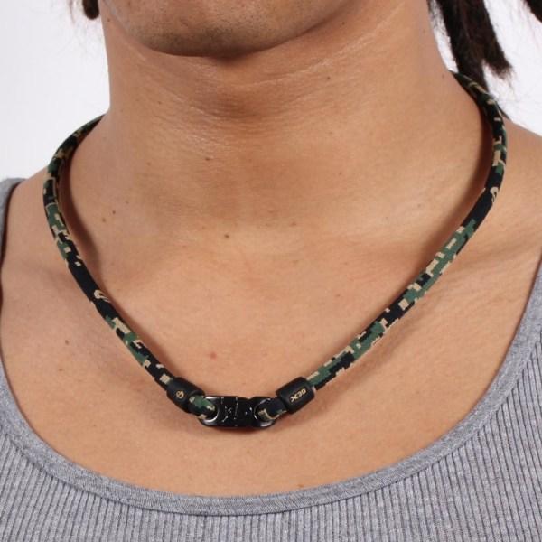 Woodland Camo Necklace