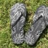 Phiten Sandals