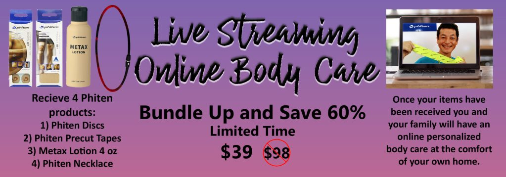 Online Body Care is the personalized body care