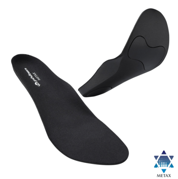 Phiten insole has its comfortable fit