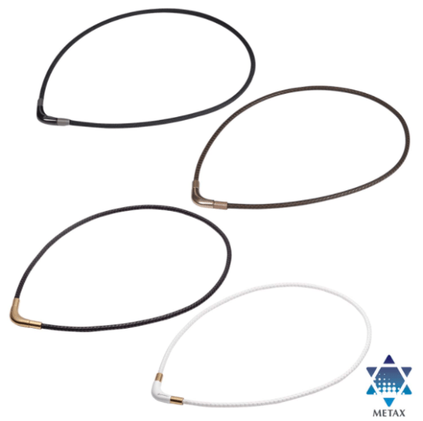 Metax Necklace offers the highest Phiten's technology