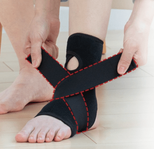 Phiten Ankle Support