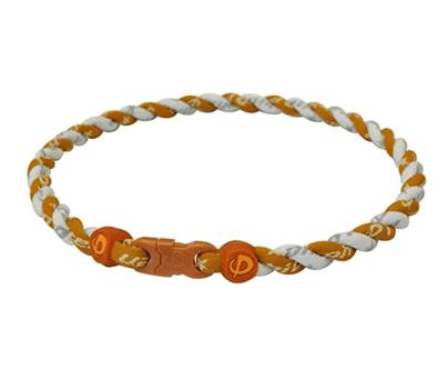 Phiten Tornado Titanium Necklace
