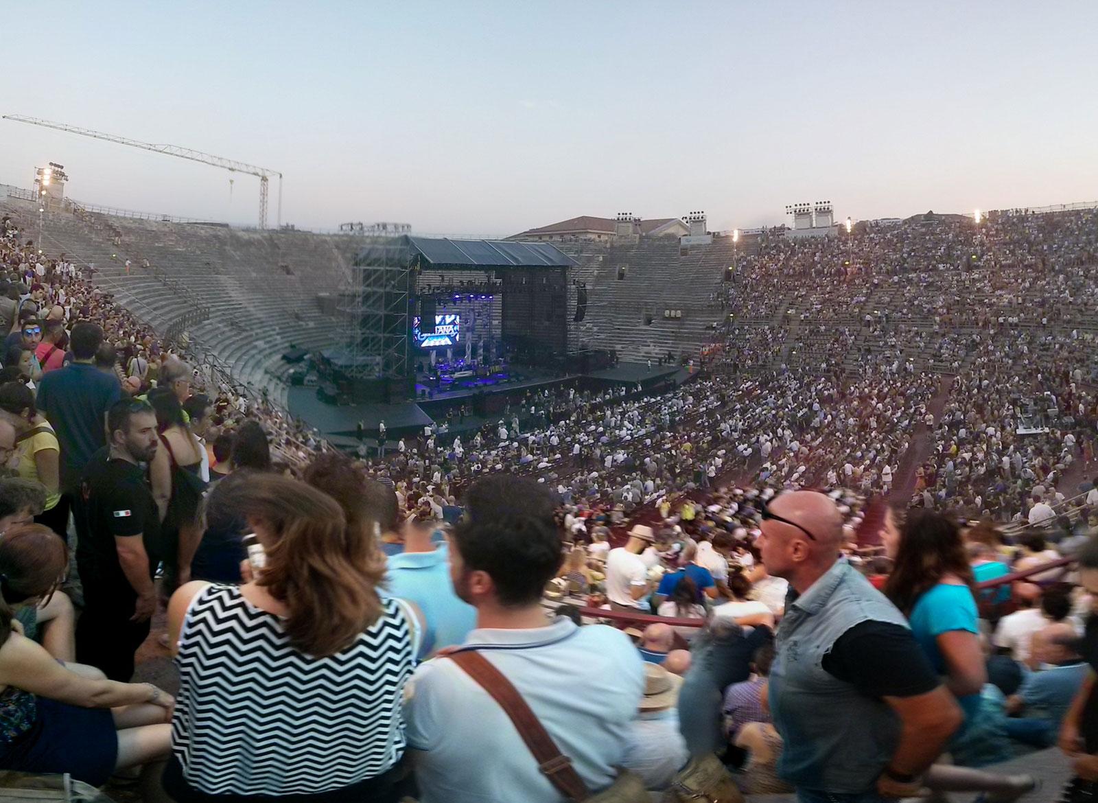 Ca 14.000 tilskuere