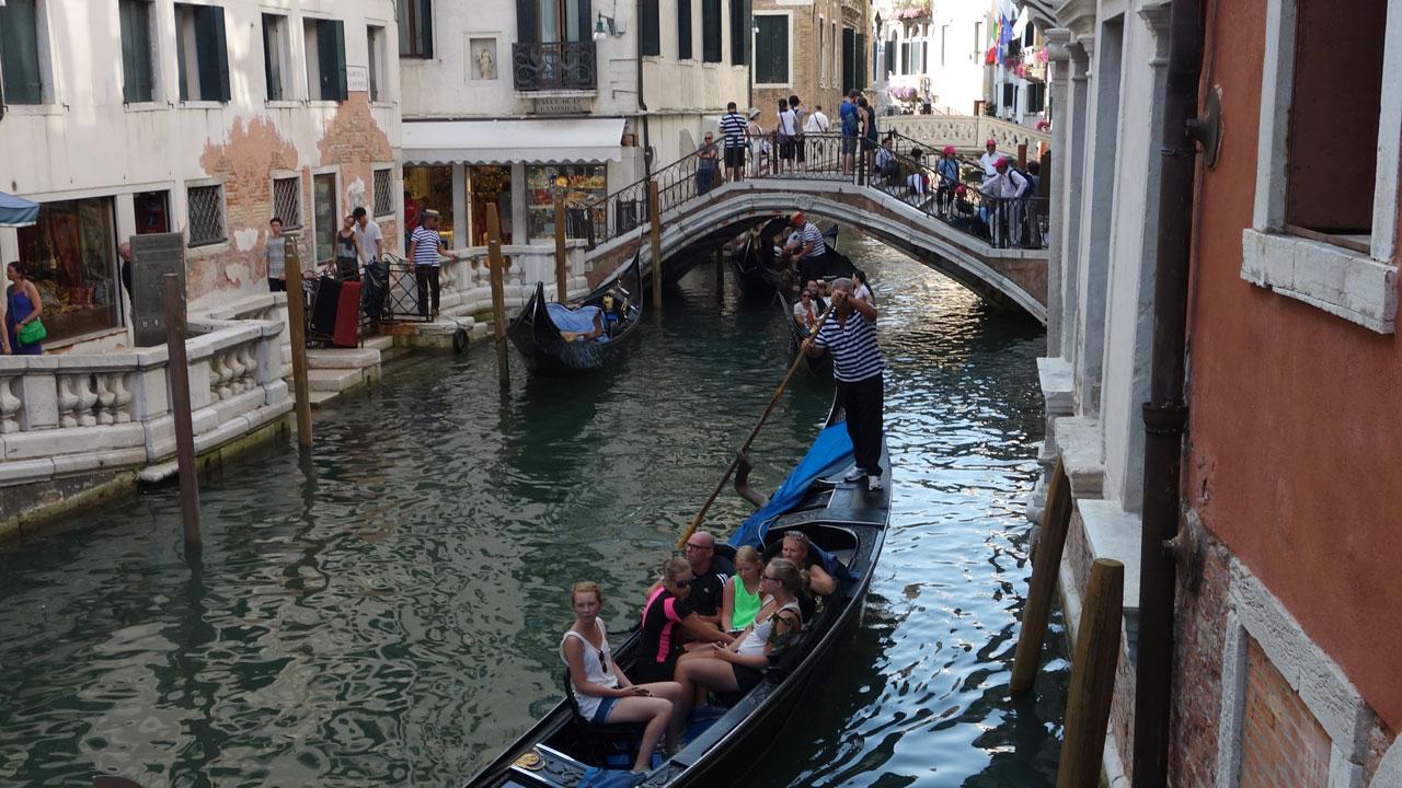 Dag 9-10: Venezia – jakten på Markuskirken