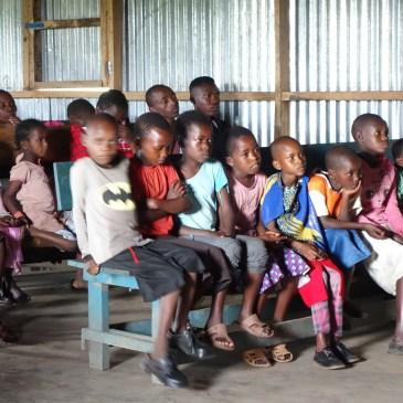 Kenya: Knekkebrød og søndagsskole