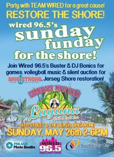 restore shore flyers