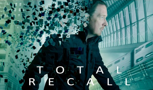 Photoshop Tutorials: Total Recall Part 5 of 5!