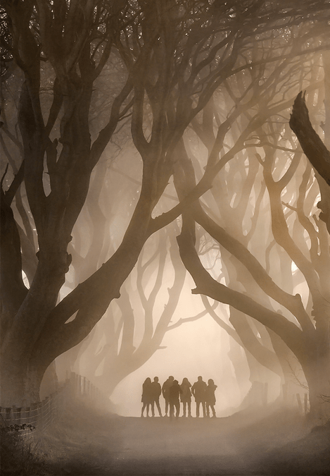 Shadow People by Stephen Emerson