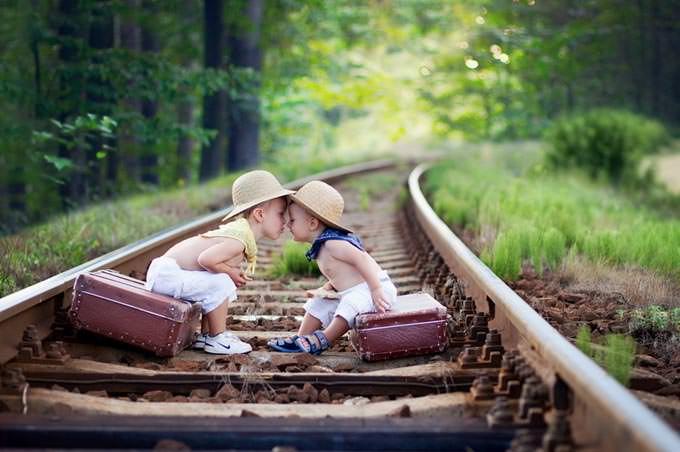 Brothers Love by Tatyana Tomsickova