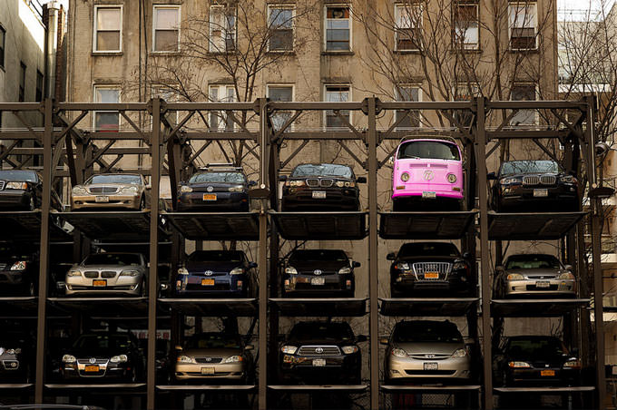 New York City by Joseph Holmes