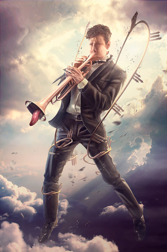 The Music Inside by Leonardo Dentico and Roberto Costantini