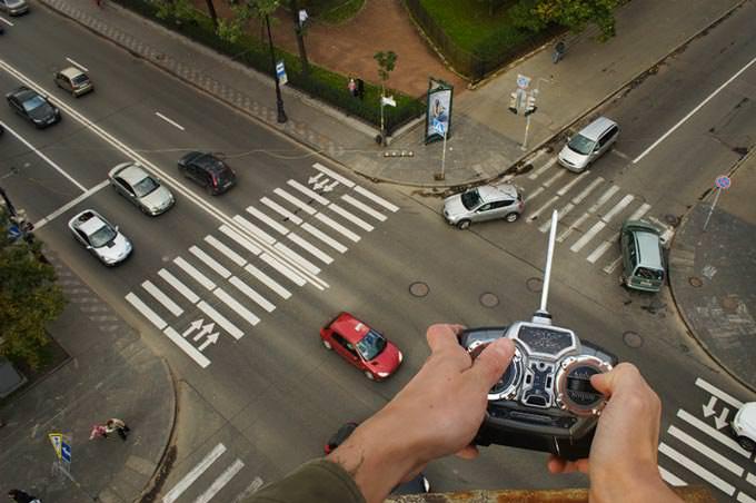 Crossroad by Anton Vaganov