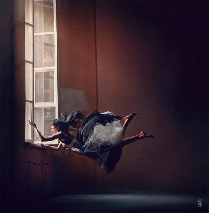 Zero Gravity by Nikolay Tikhomirov