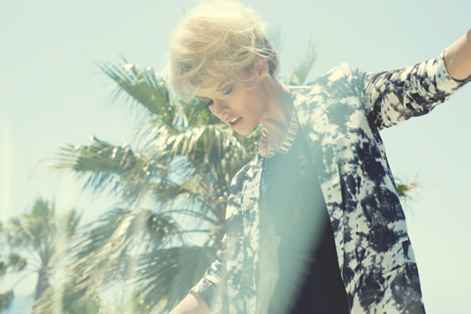 FE Summer Campaign 2013 with Jessica D by Adam Rindy
