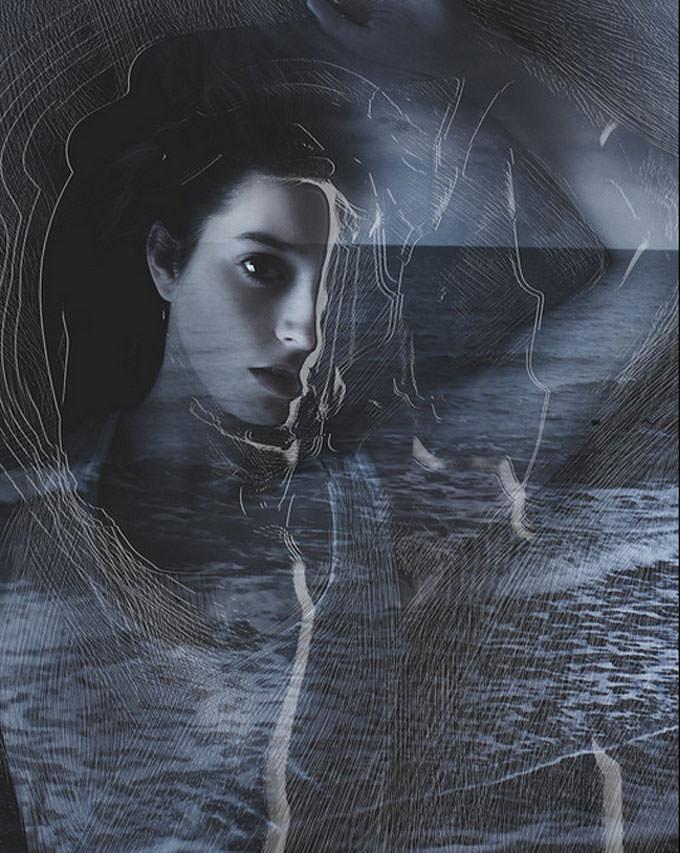 I am an Ocean, I am the sea by Erin Whittier