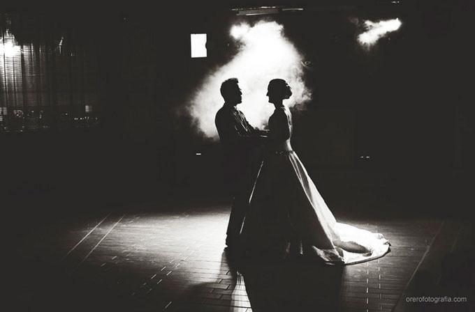 Dancing Wedding by Manuel Orero
