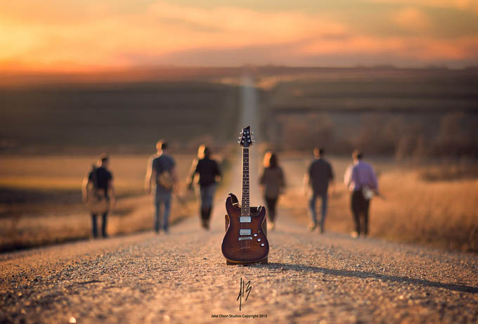 Velvet Crush by Jake Olson Studios