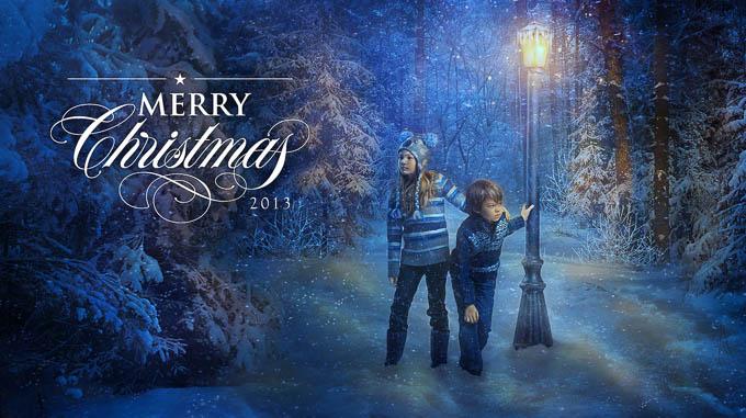 Christmas 2013 by Ed McGowan