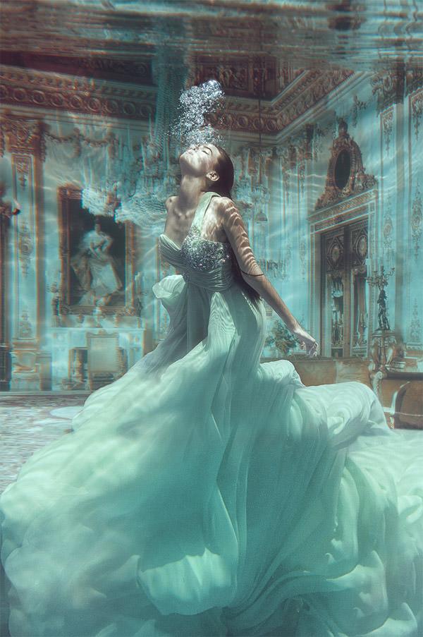 Drowning Princess by Jvdas Berra
