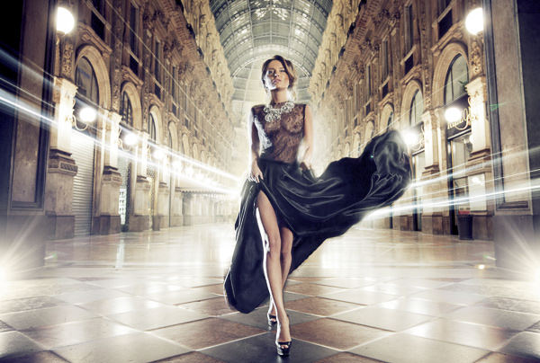 Fashion Meets Memories by Giuseppe Parisi