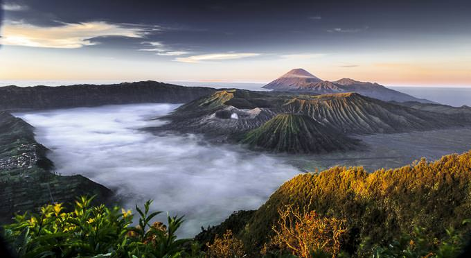 Indonesia Mount Bromo Part II by Frederic Huber