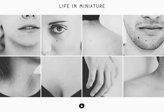 Life in Miniature by Mateus Antonio