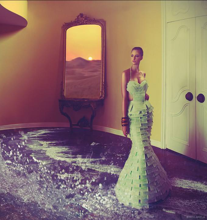 A Room with a View by Miss Aniela