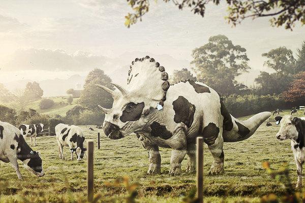 Cowceratops by Lightfarm Brasil
