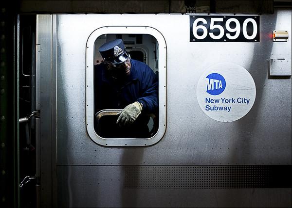 New York by Renaud JULIAN