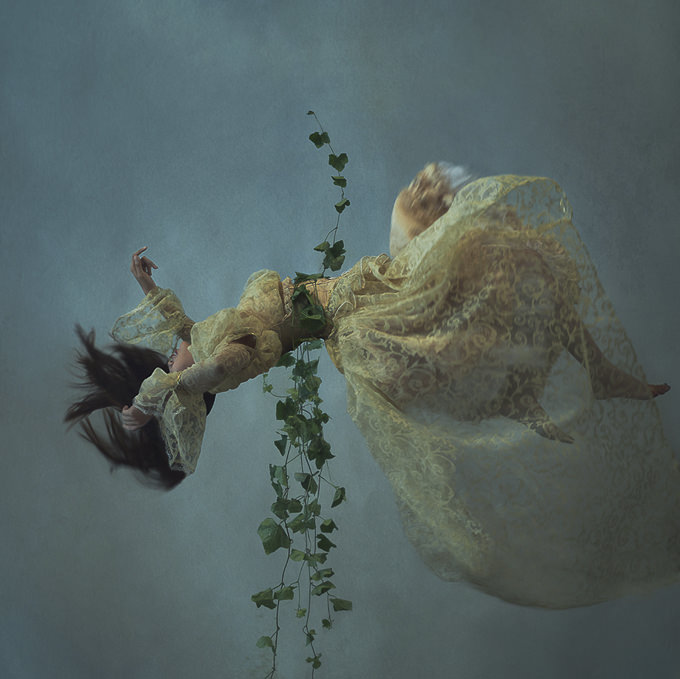 Going with the Flow by Mike Alegado
