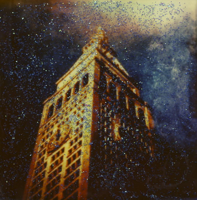 Night Tower by Anne Bowerman