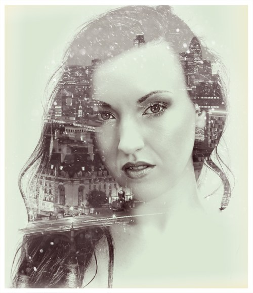 Photoshop Tutorials: How to Create a Double Exposure in Photoshop