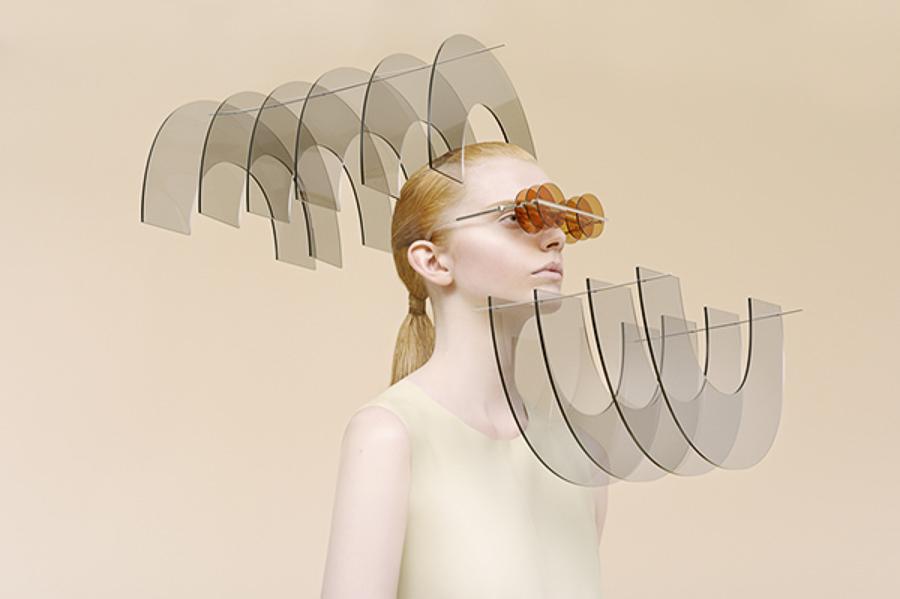 Replication Eyewear Campaign PERCY LAU by Madame Peripetie