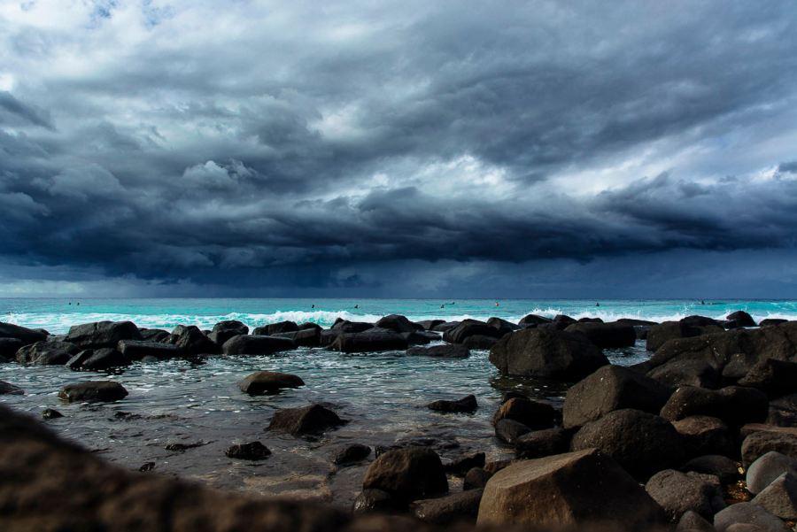 The Ocean By Kalle Lundholm