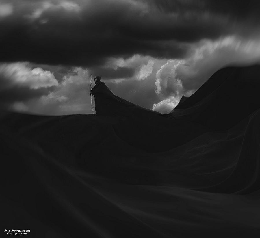 Dementor I by Ali Arabzadeh