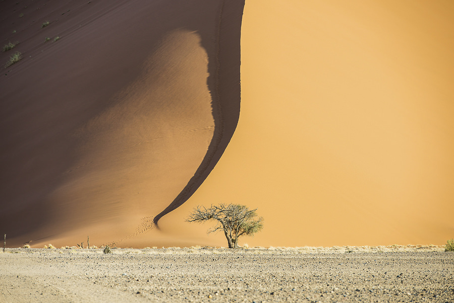 Sossusvlei Namibia 6 by georges courreges