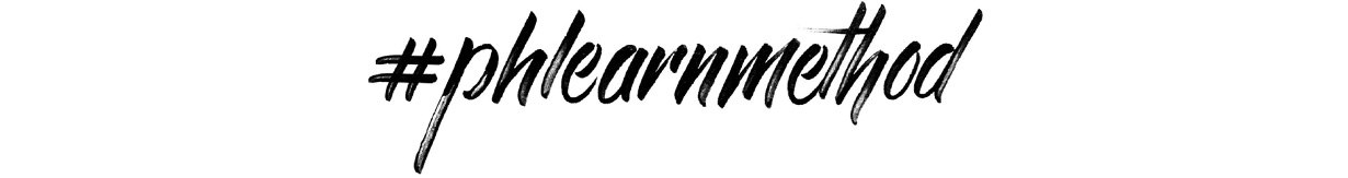 Phlearnmethod_Logo_Banner