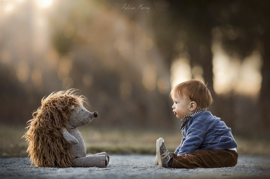 Discussion Amongst Giants by Adrian Murray
