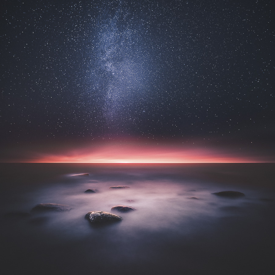 The Whole Universe Surrenders, Emasalo, 2015 by Mikko Lagerstedt