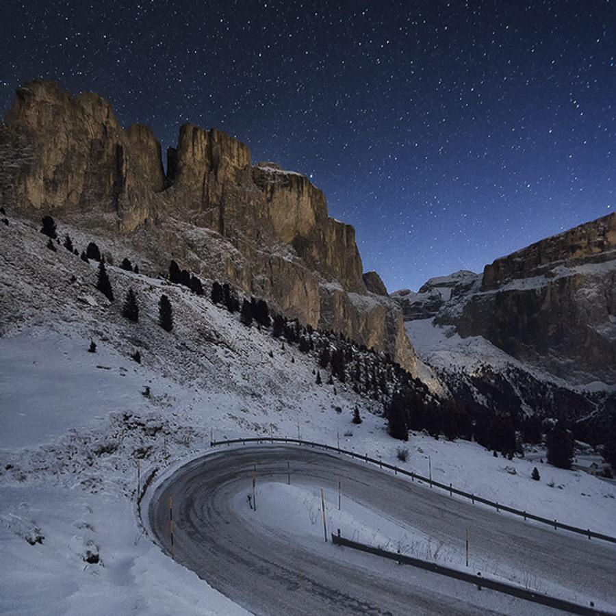 Winter Landscapes by Lukas Furlan