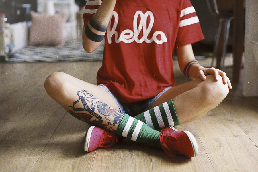 Colortherapy by Hello i'm Wild !