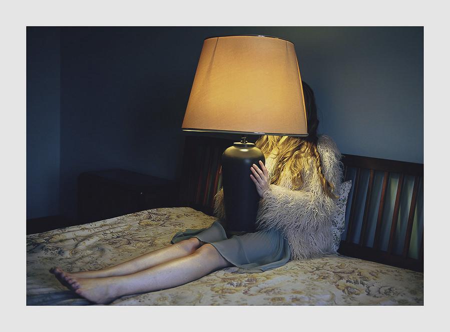 Can't Sleep Alone by Julia Morozova