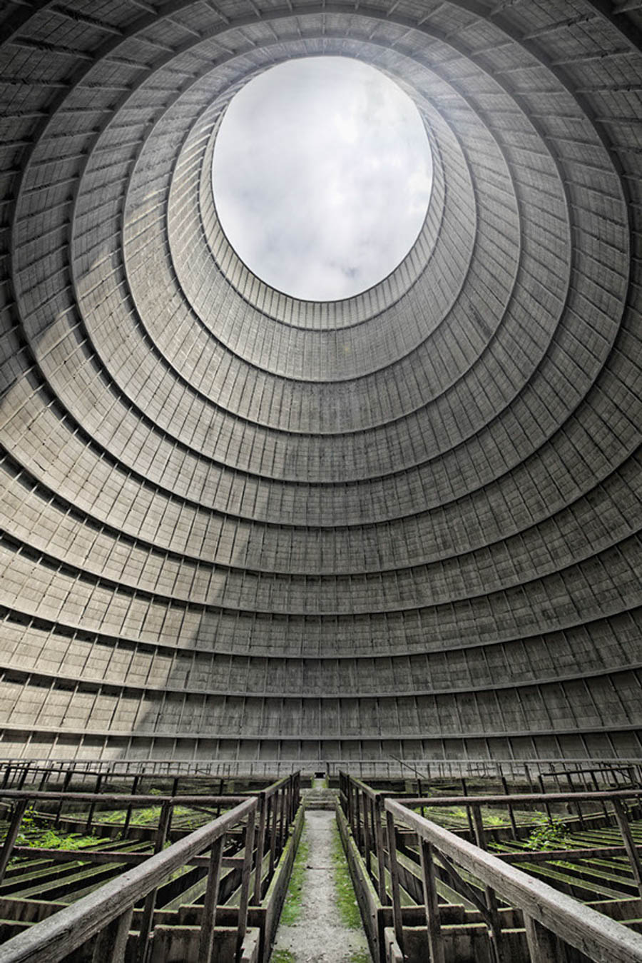 Cooling Towers by Peter Untermaierhofer