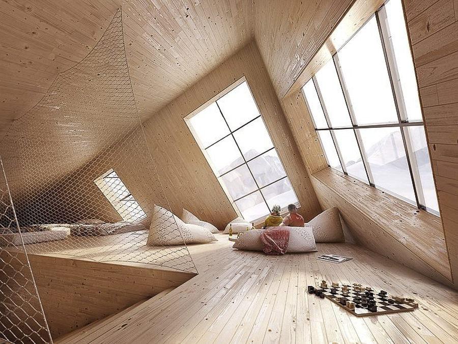 Kezmarska Hut by Aletier 8000 by Home Adore