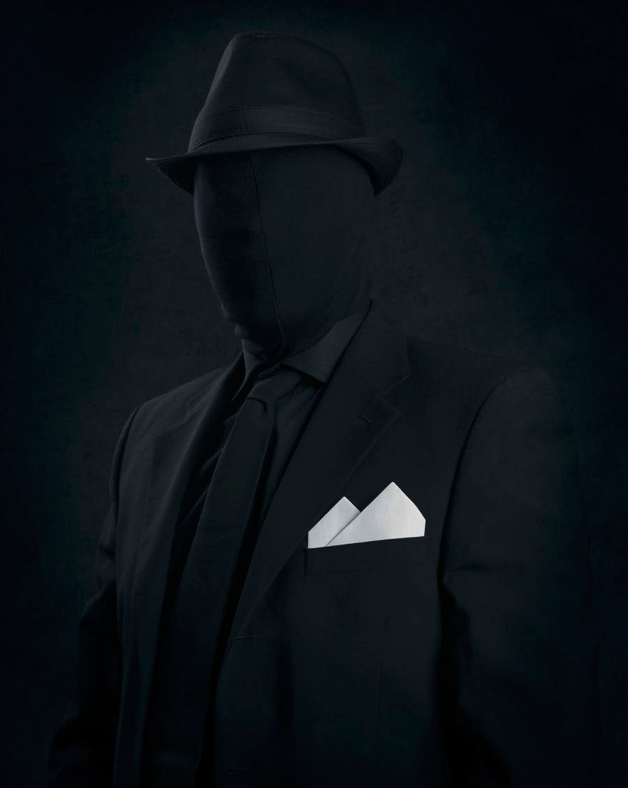 Mr.Black by Petri Damsten