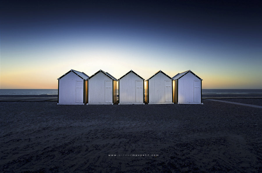 Cayeux Sur Mer by Arnaud MAUPETIT