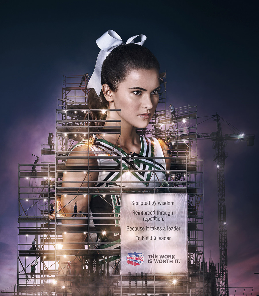 NCA THE WORK IS WORTH IT by Mike Campau