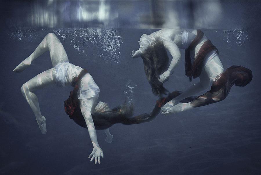 A Drop of Blood by Sarah Allegra