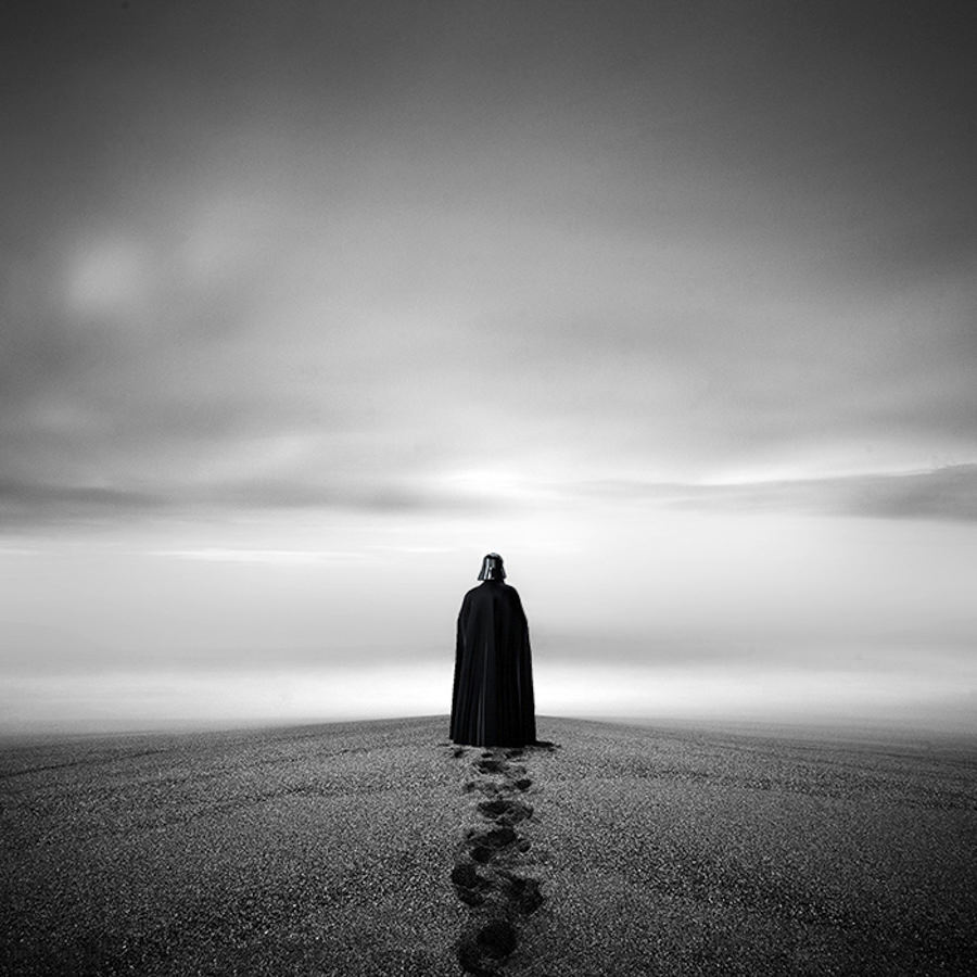 Imaginations- Darth Vaders Existential Crisis by Nathan Wirth